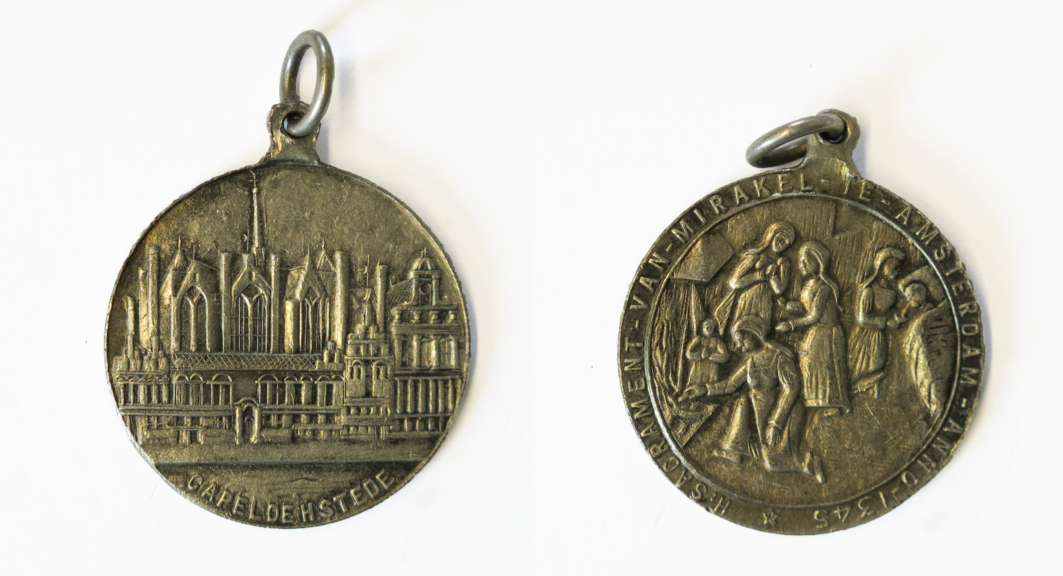 Zeshonderdjarig jubileum van het Sacrament van het Mirakel te Amsterdam