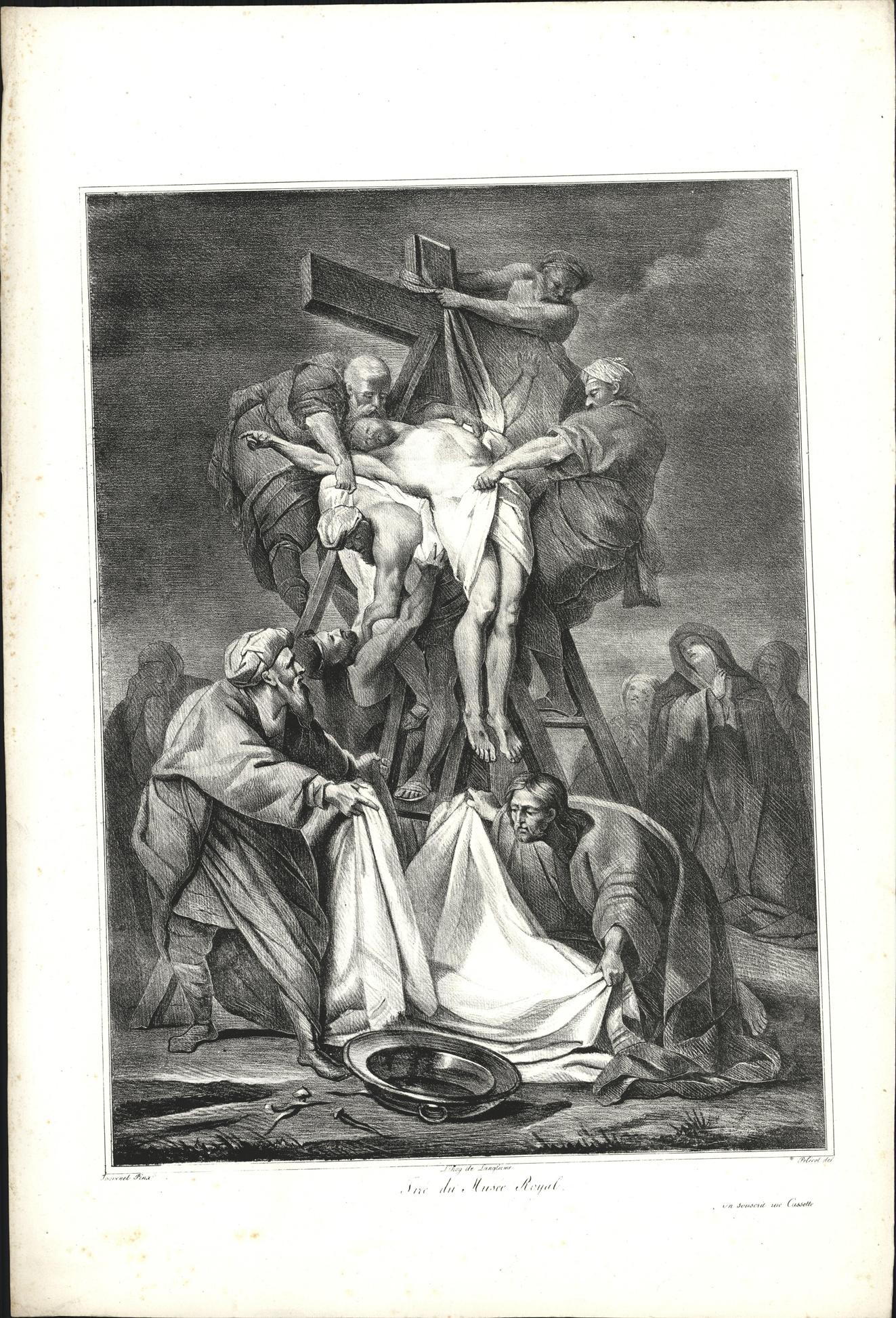 Kruisafneming van Christus