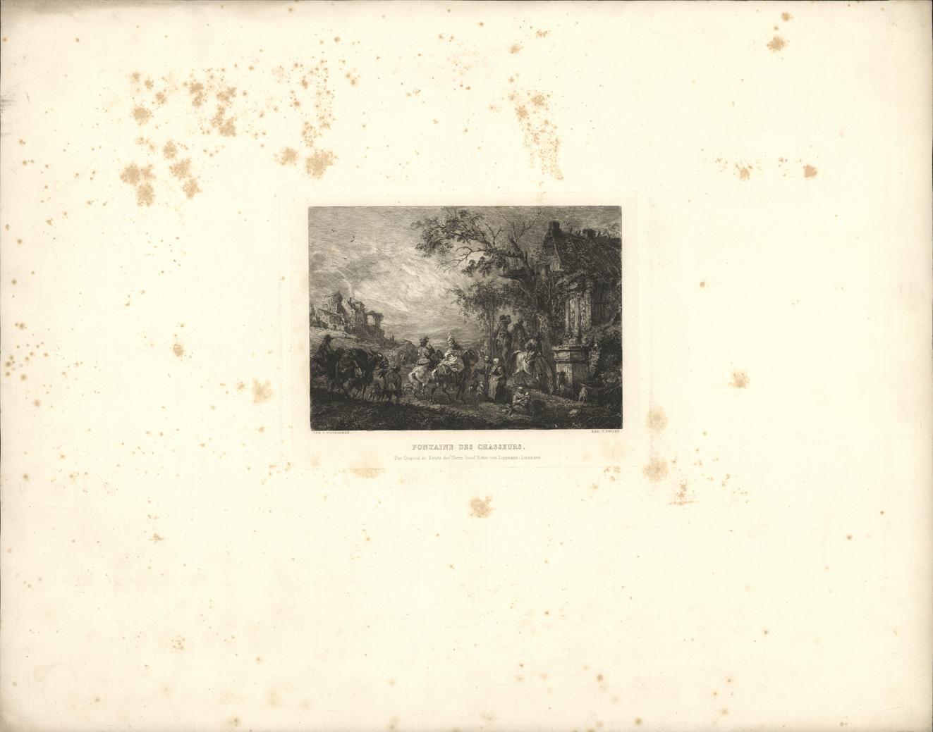 Fontaine des Chasseurs