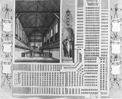 Plaatsenkaart St. Petruskerk
