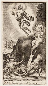 Opstanding van I. Christus, d´eersteling der ontslapene