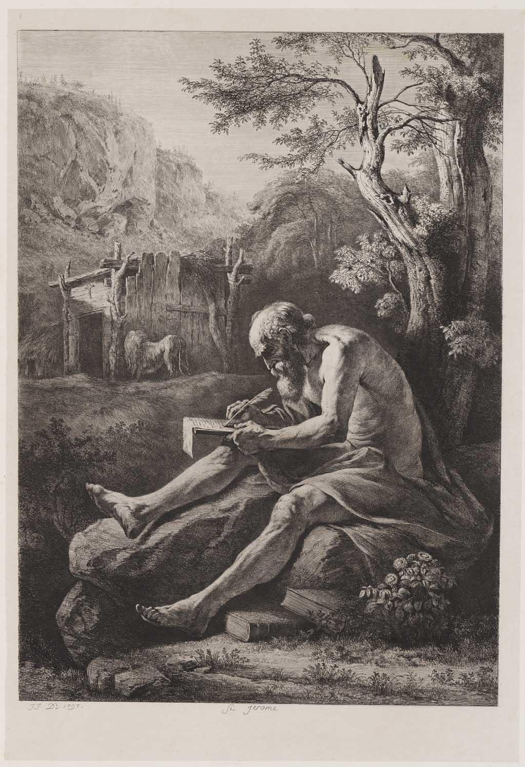 St. Jerome (no.5)