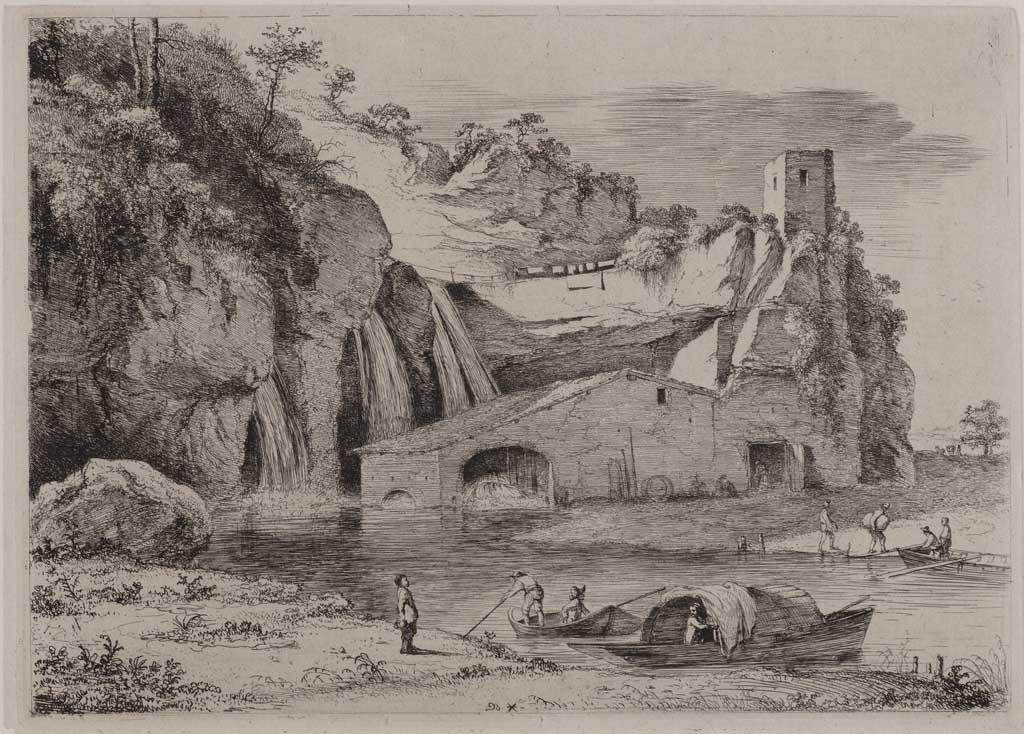 Berglandschap (no.23)