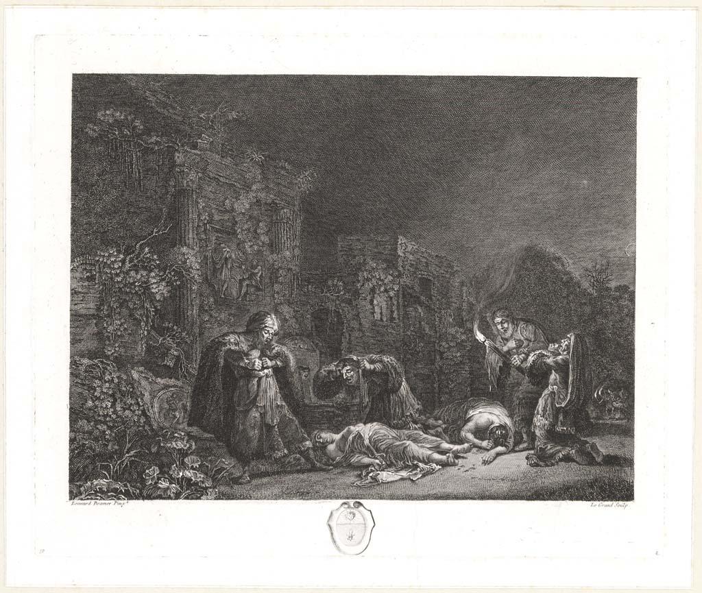 Pyramus en Thisbe (franse titel: Pyrame et Thisbé)