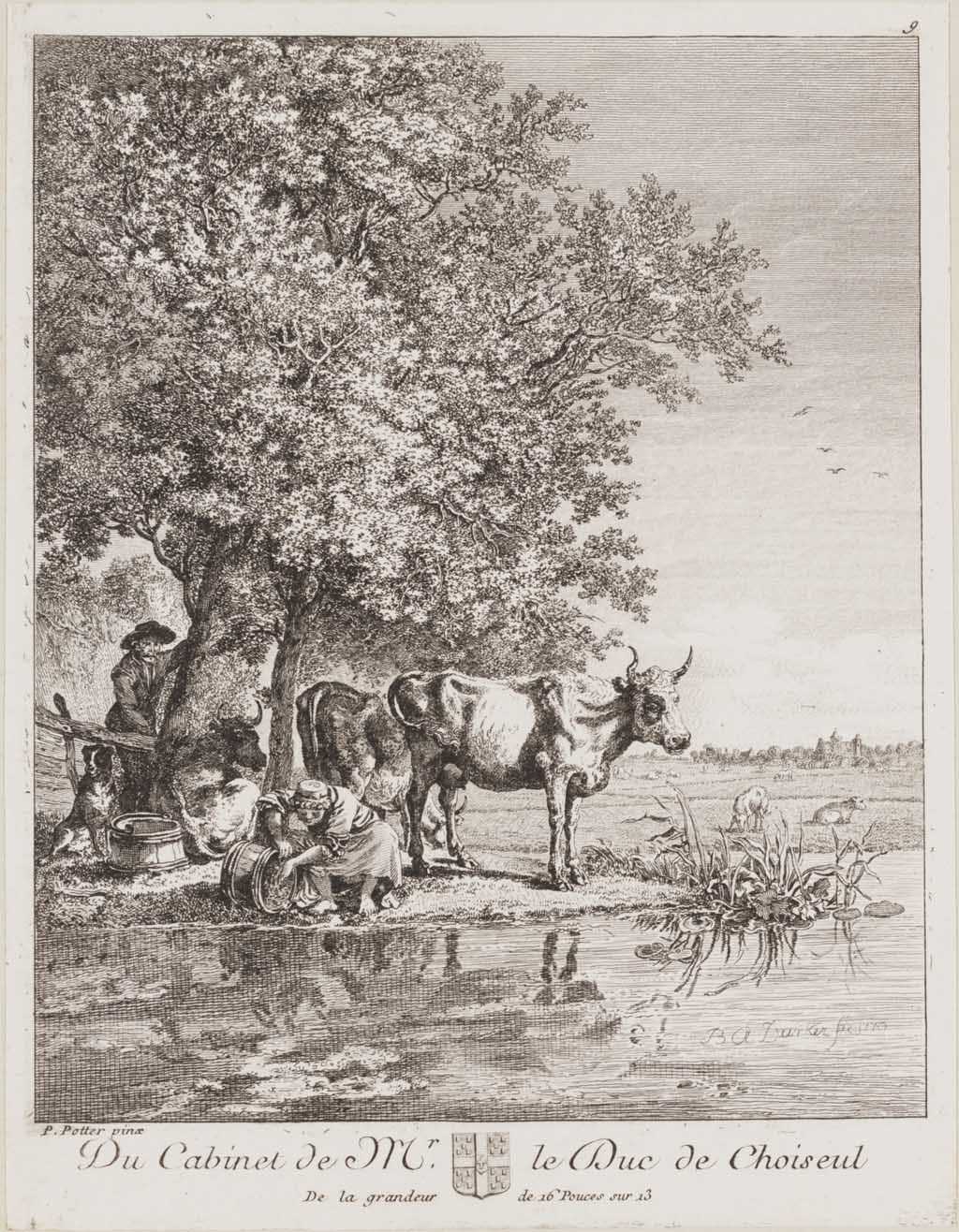 Weiland met veen