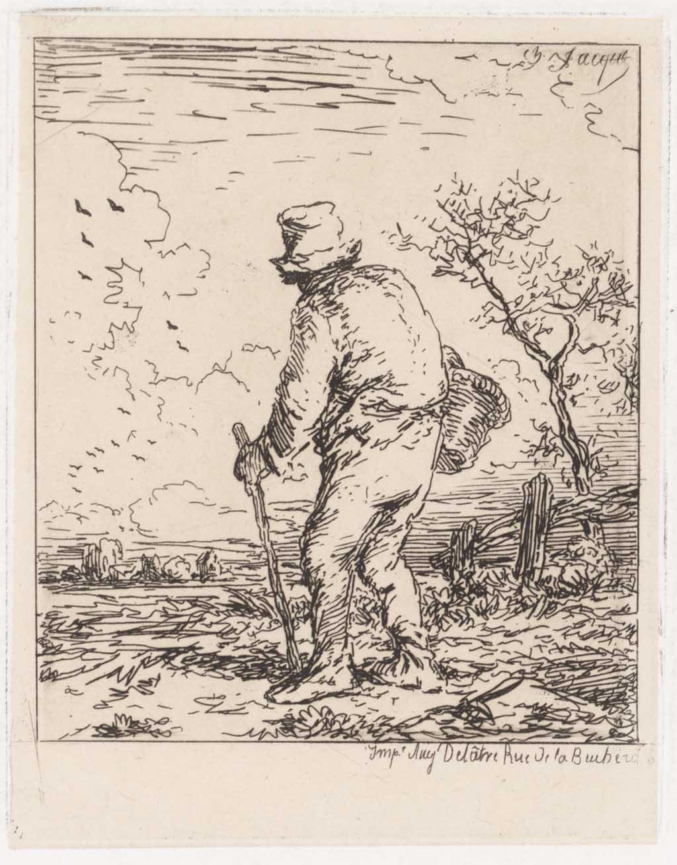 Oude boer