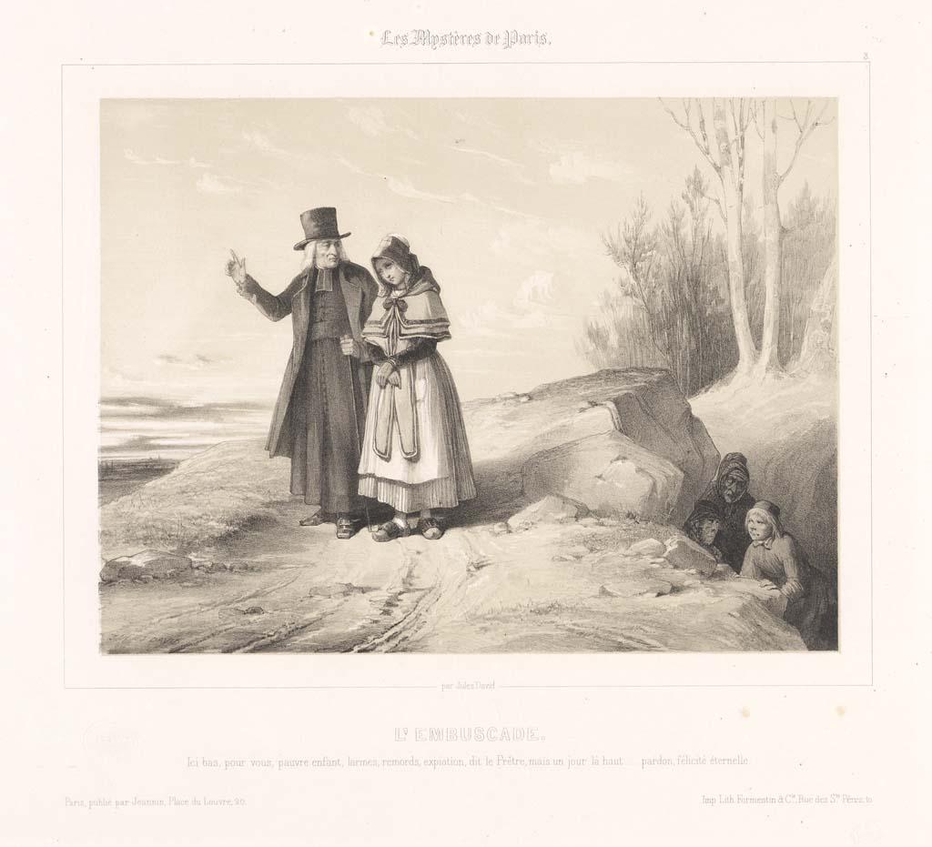 """De hinderlaag: frans:"""" l'Embuscade"""""""