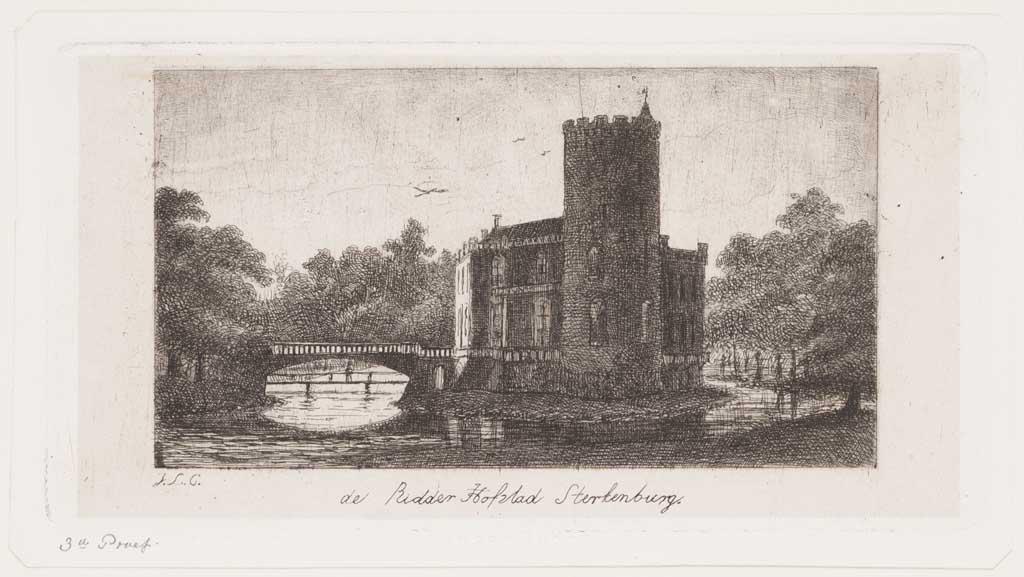 De ridderhofstad Sterkenburg