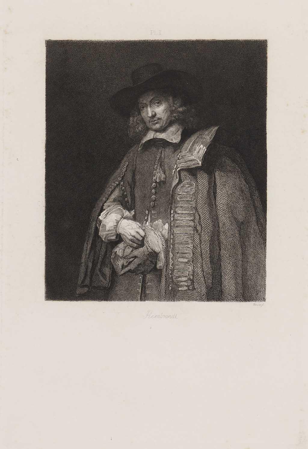 Portret Jonkheer Six