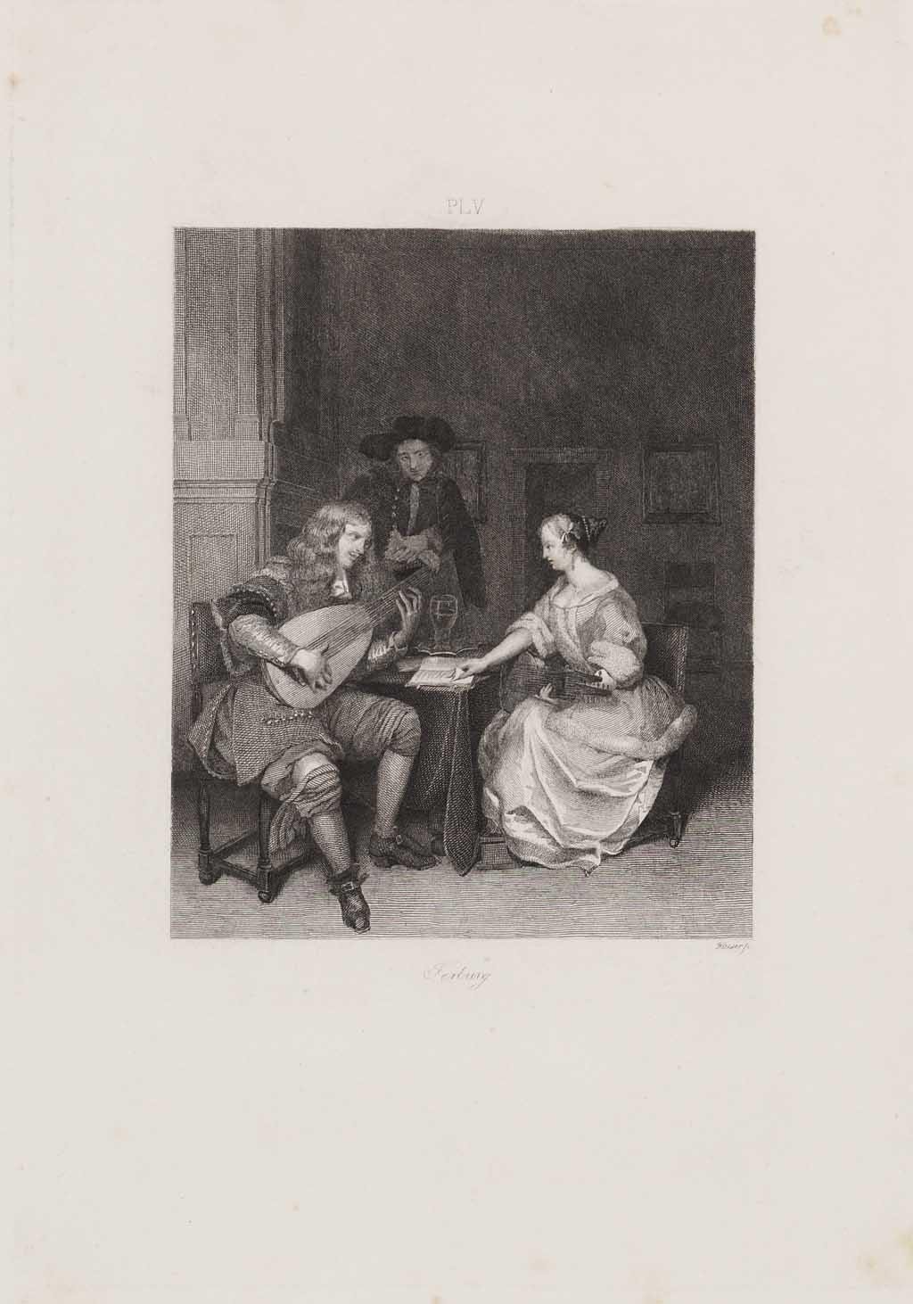 De muziekles
