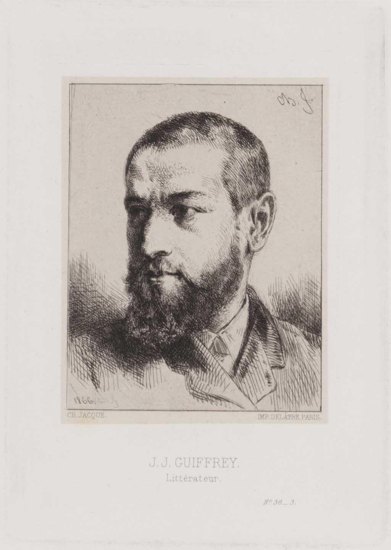 J.J. Guiffrey-litterateur