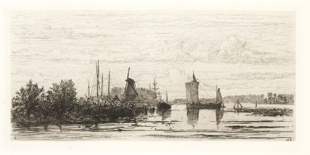Omgeving van Dordrecht
