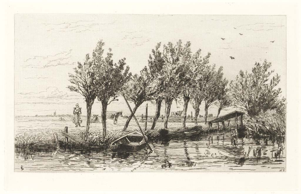 Polder bij Loenen