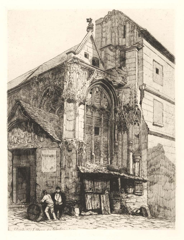 Église St. Étienne des gonneliers