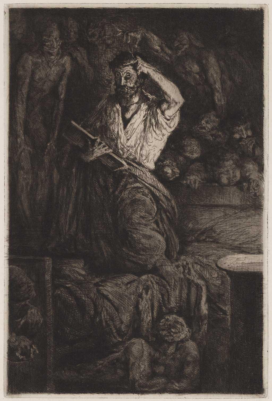 De tekenaat en de demonen