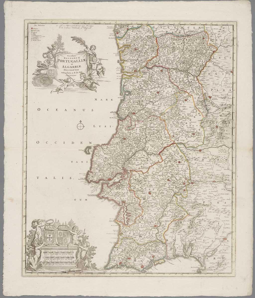 Novissima Regnorum Portugalliae et Algarbiae