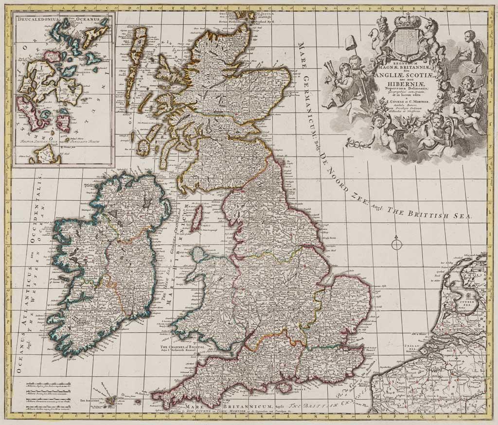 Regnorum Magnae Britanniae, sive Angliae Scotiae, nec non Hiberniae