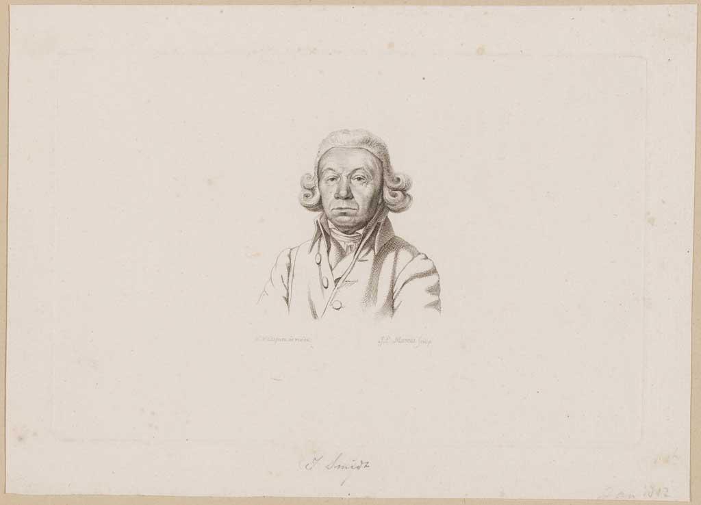Portret van I. Smidz