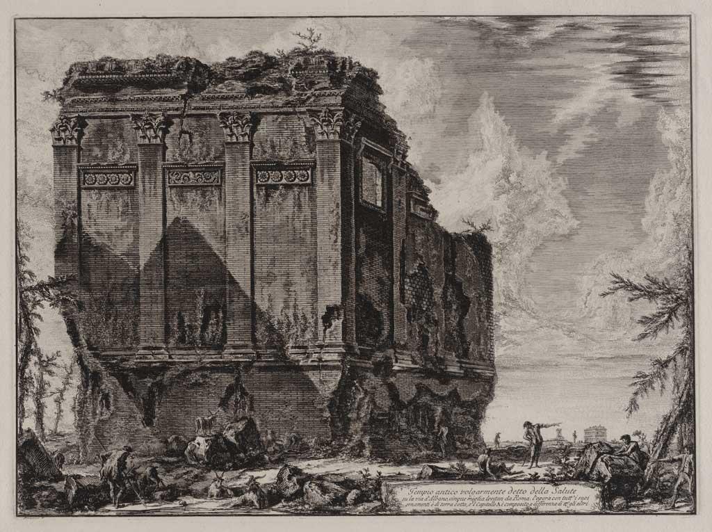 Tempio antico volgarmente detto della Salute