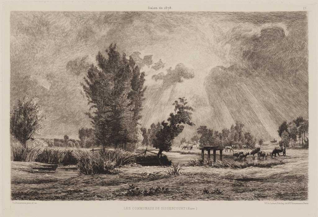 Les communaux de Gissencourt (Eure)