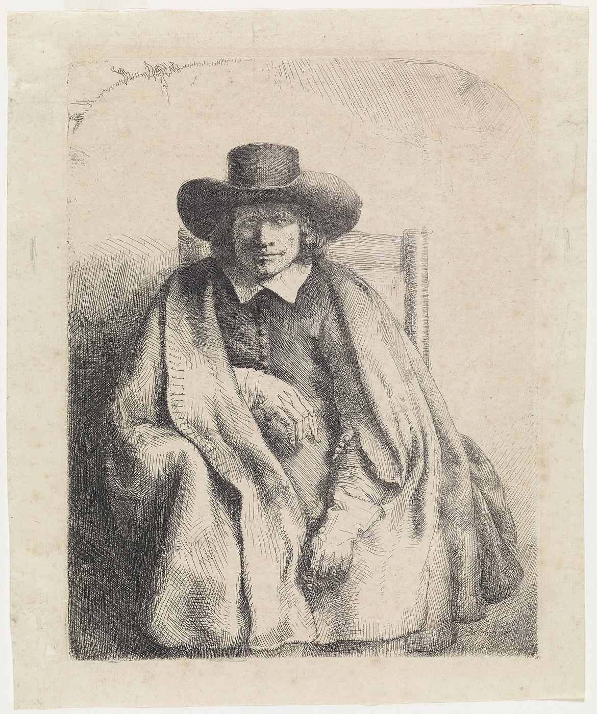 Clement de Jonge, prenthandelaar